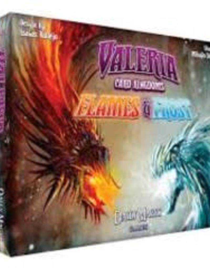 Daily Magic Valeria - Card Kingdoms: Exp. Flames & Frost (EN)