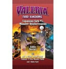 Daily Magic Valeria Card Kingdoms : Exp. Pack #5 Monster Reinforcement (EN)