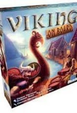 Blue Orange Vikings On Board (ML)