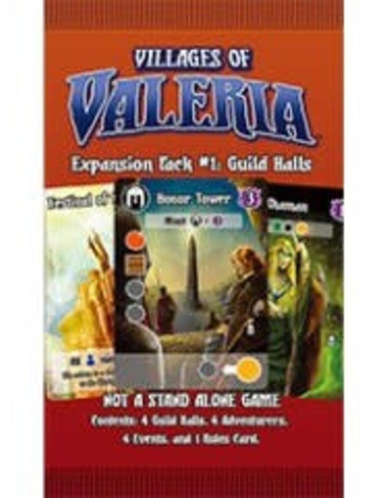 Daily Magic Villages of Valeria Exp 1 : Guild Halls (EN)