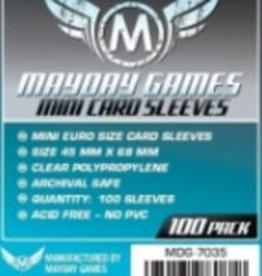 Mayday Games 7035 Sleeve «mini-euro» 45mm X 68mm / 100