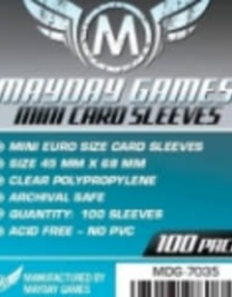 Mayday Games 7035 Sleeve «mini-euro» 45mm X 68mm / 100