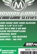 Mayday Games 7041 Sleeve 63.5mm X 88mm / 100