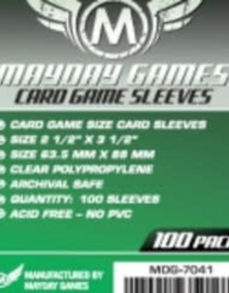 Mayday Games Sleeves - MDG-7041 «Standard» 63.5mm X 88mm / 100
