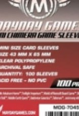 Mayday Games 7045 Sleeve «mini-chimera» 43mm X 65mm / 100