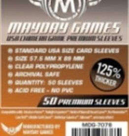 Mayday Games 7078 Sleeve «USA chimera» 57.5mm X 89mm Deluxe / 50
