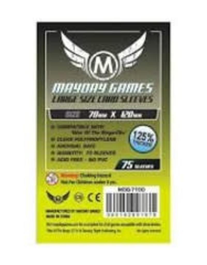 Mayday Games 7100 Sleeve 67mm X 120mm / 75