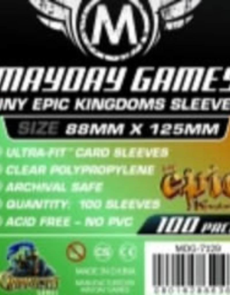 Mayday Games 7129 Sleeve «magnum copper» 88mm X 125mm / 100