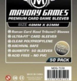 Mayday Games 7138 Sleeve «Tribunes» 49mm X 93mm / 50