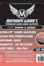Mayday Games 7145 Sleeve carrés 80mm X 80 mm Deluxe / 50