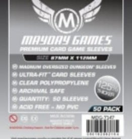 Mayday Games Sleeves - MDG-7147 «Munchkin Dungeon» - 87mm X 112mm Deluxe / 50