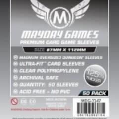 Sleeves - MDG-7147 «Munchkin Dungeon» - 87mm X 112mm Deluxe / 50