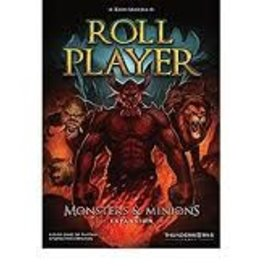 Thunderwork Games Roll Player: Ext. Monsters and Minions