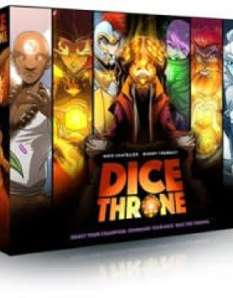 Roxley Dice Throne: Season One (EN)