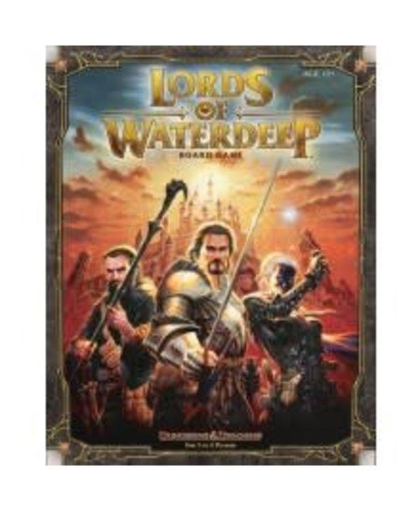 Lords of Waterdeep (EN)