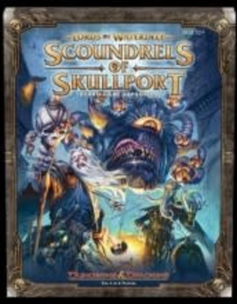 Avalon Hill Lords of Waterdeep Ext: Scoundrels of Skullport (EN)
