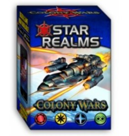 White Wizard Games Star Realms: Colony Wars (EN)