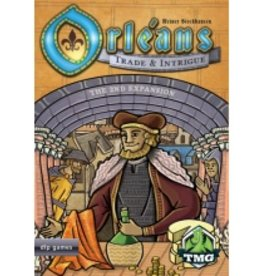 Tasty Minstrel Orleans: Ext. Trade and Intrigue (EN)