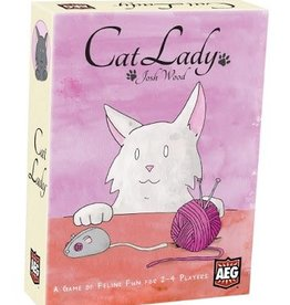 Alderac Entertainment Group Cat Lady (EN)