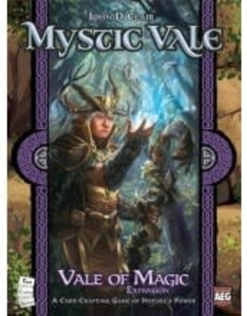 Alderac Entertainment Group Mystic Vale: Ext. Vale of Magic (EN)