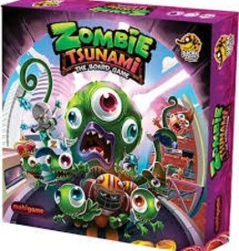 Lucky Duck Games Zombie Tsunami (ML)