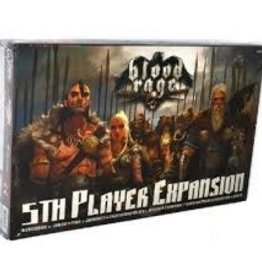 Cool Mini Or Not Blood Rage - Extension 5ième joueur (FR)