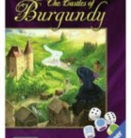 Ravensburger The Castle of Burgundy: The Dice Game (ML)