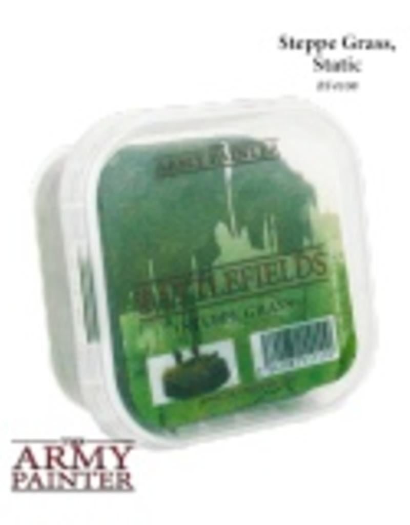 Army Painter Battlefields: Steppe Grass, Static