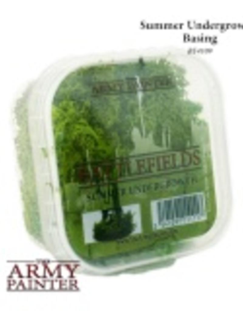 Army Painter Battlefields: Lichen Summer Undergrowth, Basing