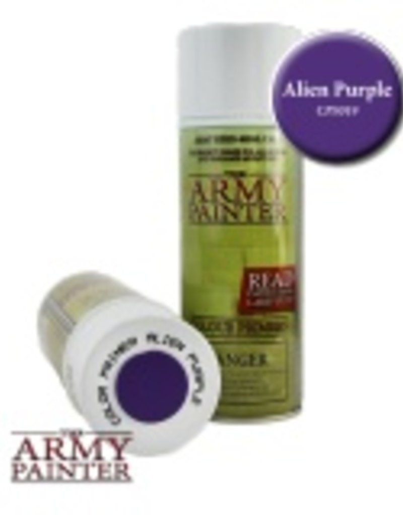 The Army Painter Army Painter - Primer Alien Purple Spray