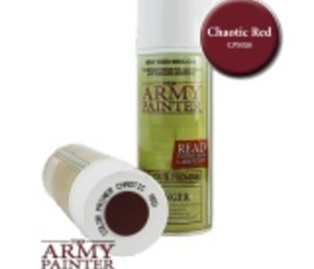 Army Painter - Primer Chaotic Red Spray