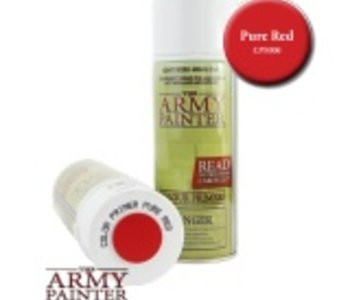 Army Painter - Primer Pure Red Spray