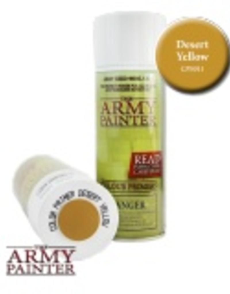 The Army Painter Army Painter - Primer Desert Yellow Spray