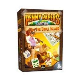 Sit Down Penny Paper Adventures - L'île aux Crânes (FR)