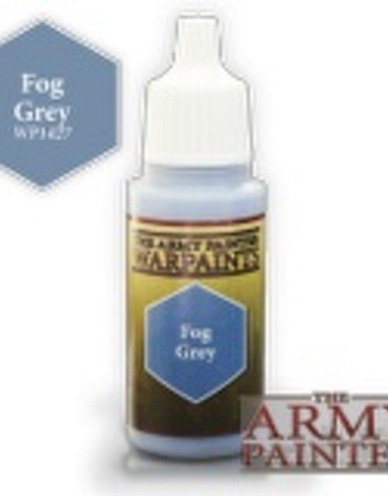 Army Painter Acrylics Warpaints - Fog Grey
