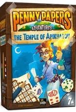 Sit Down Penny Paper Adventures - Le Temple d'Apikhabou (FR)