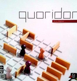Gigamic Quoridor (ML)