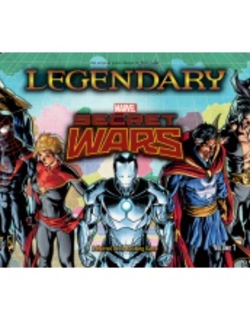 Upper Deck Marvel Legendary: Secret Wars Expansion volume 2 (EN)