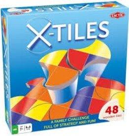 Tactic X-Tiles (ML)