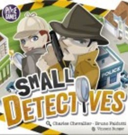 Pixie Games Small Detectives (ML)