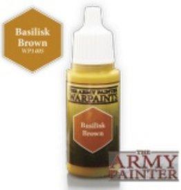 The Army Painter Acrylics Warpaints - Basilisk Brown