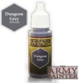 The Army Painter Acrylics Warpaints - Dungeon Grey