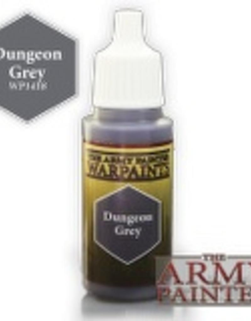 Army Painter Acrylics Warpaints - Dungeon Grey