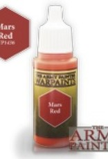 Army Painter Acrylics Warpaints - Mars Red