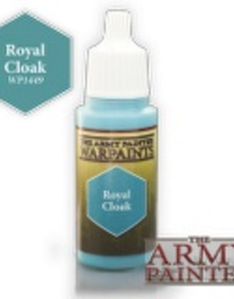 Army Painter Acrylics Warpaints - Royal Cloak