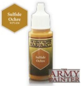 The Army Painter Acrylics Warpaints - Sulfide Ochre