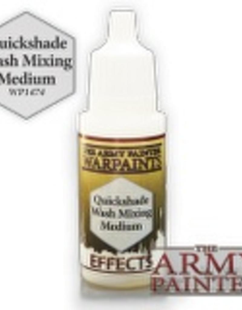 Army Painter Effects Warpaints - Quickshade Wash Mixing Medium