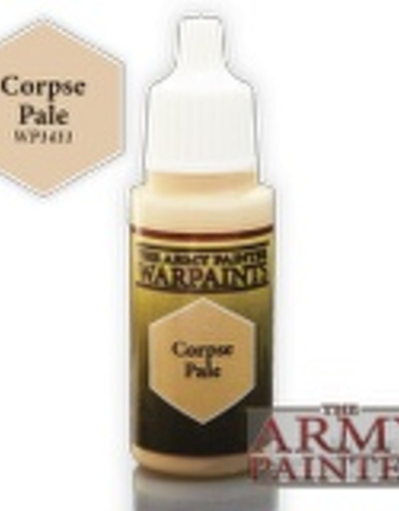 The Army Painter Acrylics Warpaints - Corpse Pale