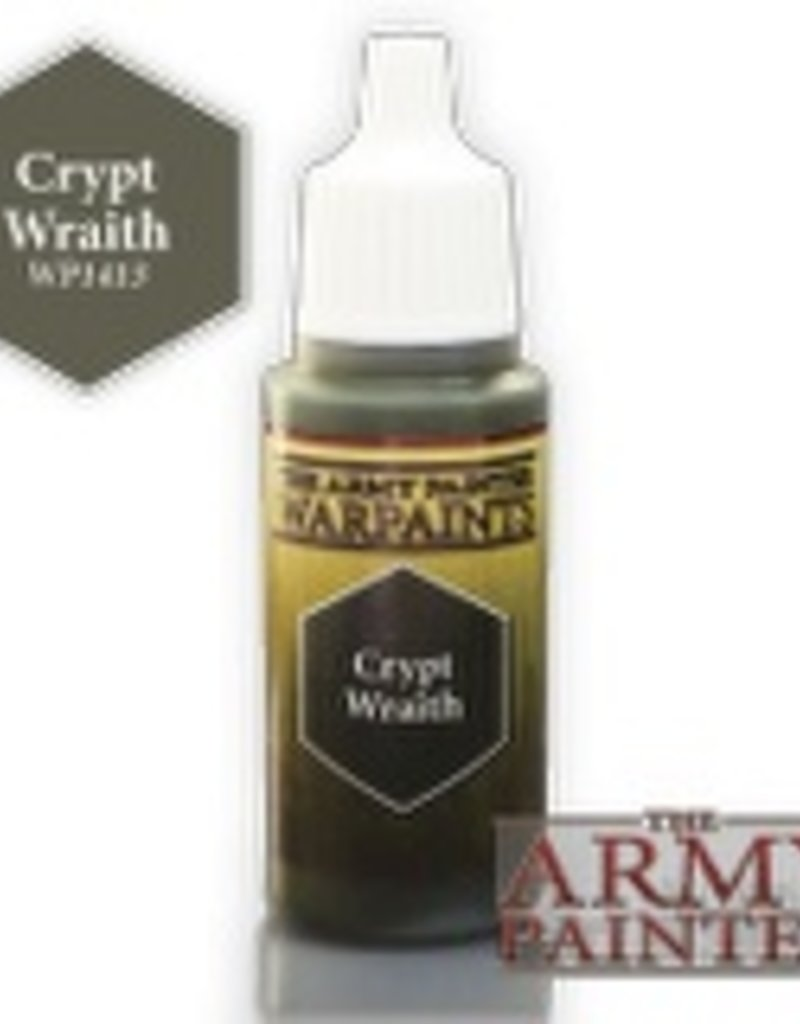 Army Painter Acrylics Warpaints - Crypt Wraith