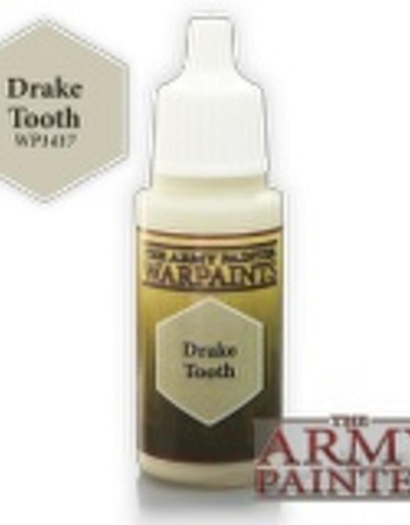 Army Painter Acrylics Warpaints - Drake Tooth